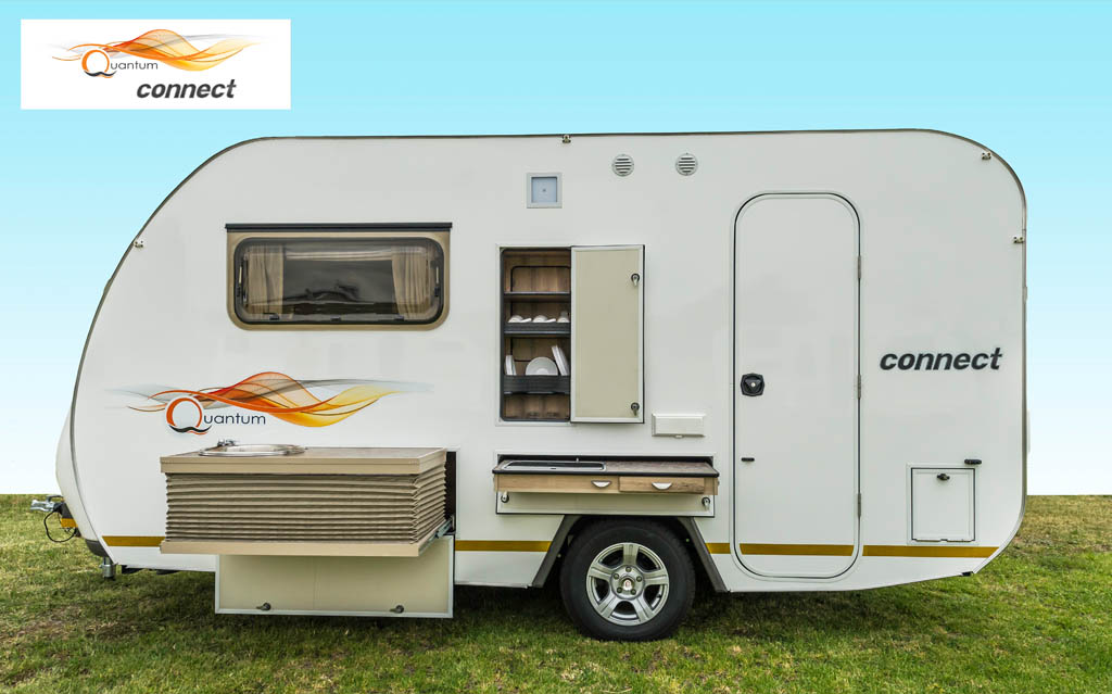 Connect Luxury Caravan