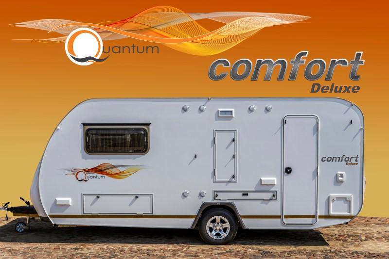 Comfort Luxury Deluxe Caravan